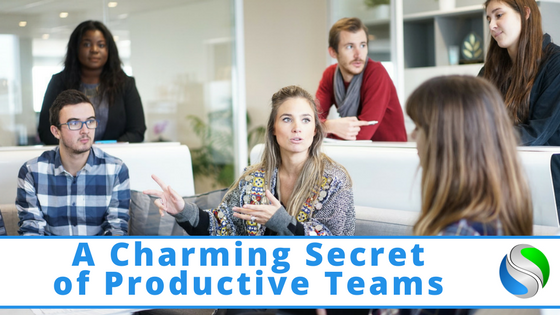A Charming Secret of Productive Teams