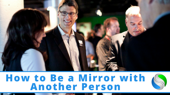 How to Be a Mirror with Another Person