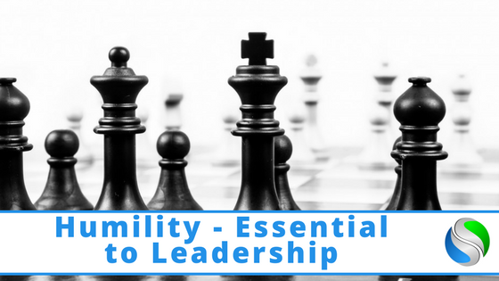 Humility – Essential to Leadership